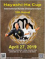 News & Tournaments / Japan Karatedo Hayashi-ha Shitoryukai